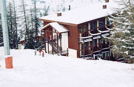 Les Arcs 1800 Ski in Ski out Holiday Apartment, Bourg-St-Maurice, French Alps