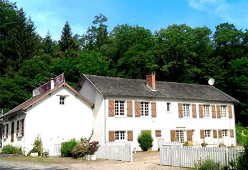 Saint-Paul-la-Roche Holiday Cottage Rental, Dordogne, France - Le Gite Entre-Soi