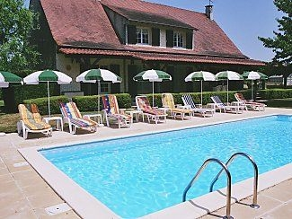 Large Perigordian House With Private Pool in Dordogne, Nr Saint Emillon, France