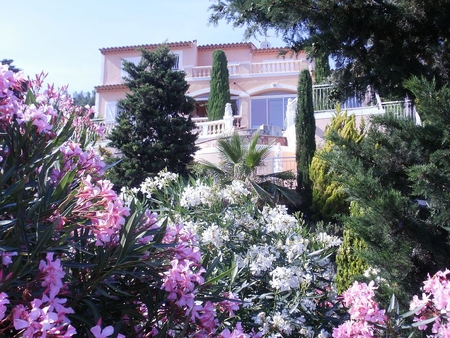 Les Issambres Holiday Apartment, between Saint Raphael and St Tropez, Var, France