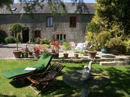 Normandy Holiday Gite With Cook and Housekeeper, Manche, France