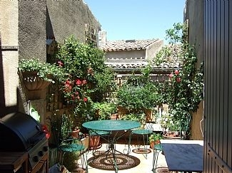 Village Town House in Lourmarin, Near Luberon National Park, Vaucluse, France