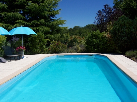 Character House with 3 ensuite bedrooms, private pool, WIFI Near Le Bugue, Les Eyzies and Sarlat