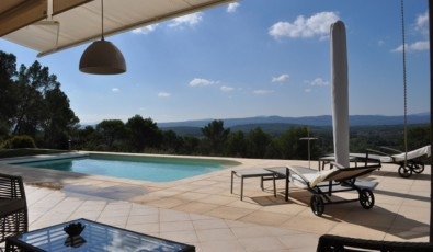 Luxurious Villa Rental with Pool in Cotignac, France - Aire de Blen