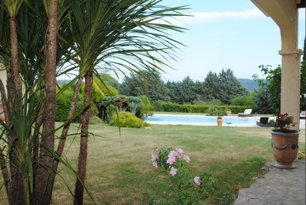Spacious Holiday House with Private pool, Spa and tennis court, Near Salernes, Provence - Pati Panor