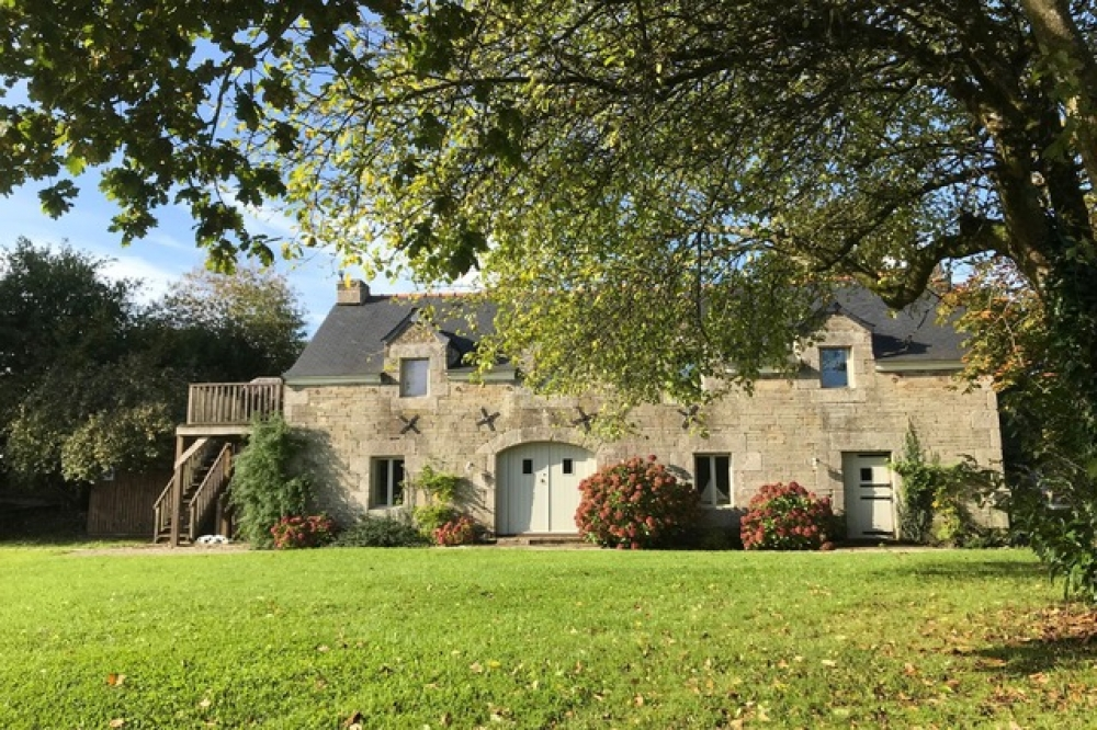 Luxury House in Plonevez du Faou, Finistere, Brittany