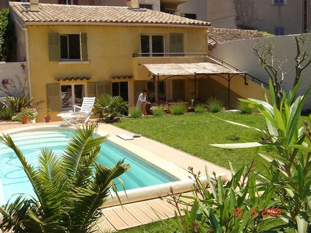 Sanary sur Mer Fishermans House, Garden and Pool, Var, France