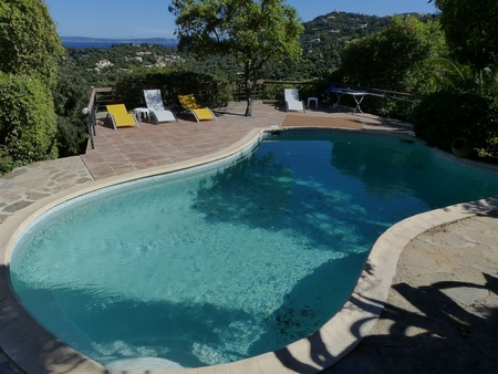Villa Rental with Pool in Bormes-les-Mimosas, Var, Provence, France