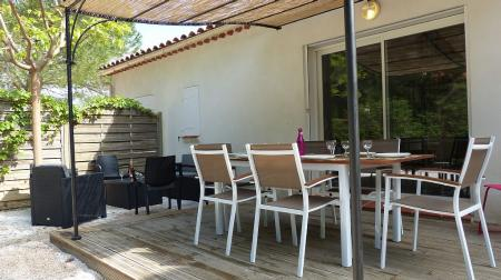Saint-Cyr-sur-Mer Holiday Apartment Rental, Var, Cote d`Azur, France - 300m from Beach