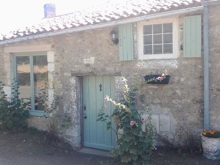Vendee Holiday Cottage Rental with Private Pool, Loire Valley, France