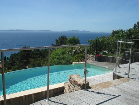 Private Villa with Panoramic Sea Views, Rayol-Canadel-sur-Mer, Provence, France