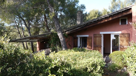 Le Lavandou Holiday House with Beautiful Garden, Var, France