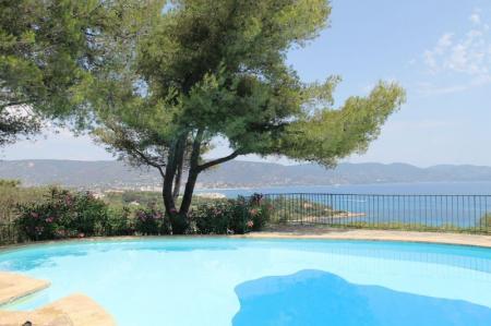 Grande Maison,piscine privée et vue mer exceptionnelle