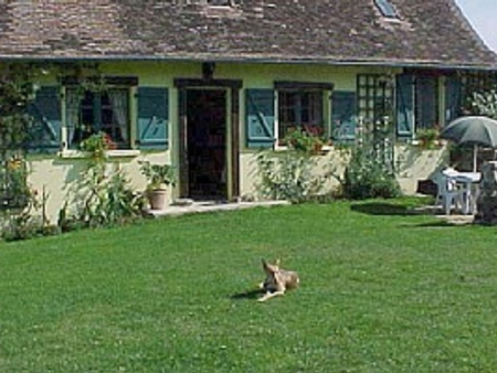 Dordogne Country Cottage with Private Recreational Lake, Saint-Priest-les-Fougeres, France
