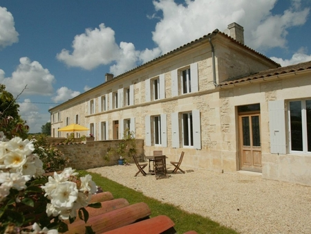 Beautiful Farmhouse with Pool, Close to Beach, Nr Gemozac, France - LES LAURIERS
