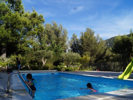 House with Private Pool, Near Revest-les-Eaux, Var, France - Maison Plein Sud