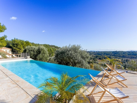 Superb 6 Bedroom Holiday Rental Villa in Sanary-sur-Mer, France  - Villa des Oliviers