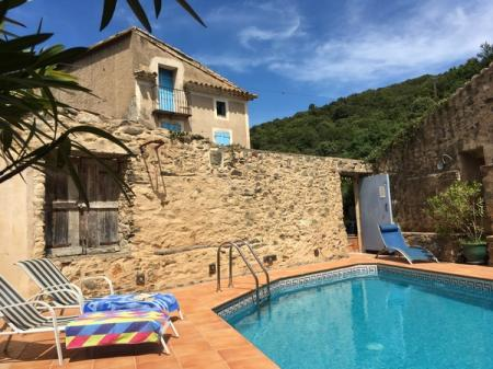 St Nazaire-de-Ladarez Village house Rental in Languedoc, Herault