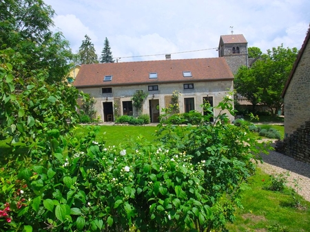 Period Farmhouse with Swimming Pool in Soussey sur Brionne, Pouilly en Auxois, Burgundy