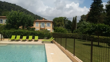 Villa to Rent in St Paul de Vence, Cote D`Azur, France