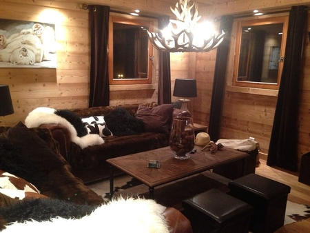 Superb Holiday Apartment in Sainte Foy Tarentaise Ski Station, French Alps, France