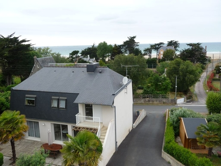 Holiday Cottage with Sea view, Pleneuf-Val Andre golf, Sables d`Or, Brittany, France