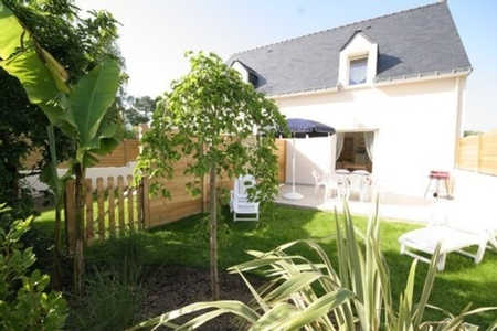 New Brittany Holiday House in Morbihan Bay, Brittany, France