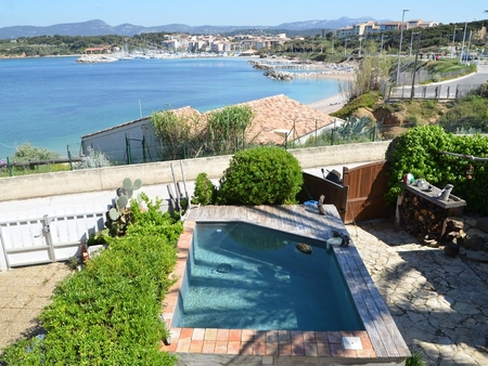 Private Waterfront Holiday Villa in Six-Fours-les-Plages, France