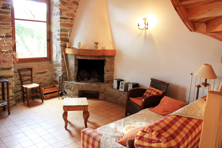 Holiday Cottages with Shared Pool, Colombieres sur Orb, Herault, France - LE PEINTRE OR LE PECHEU