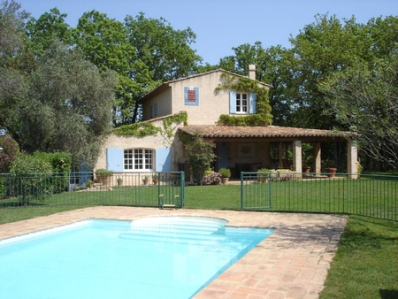 Secluded Provencal Holiday Home, Near Beach and 10km to St Tropez, France