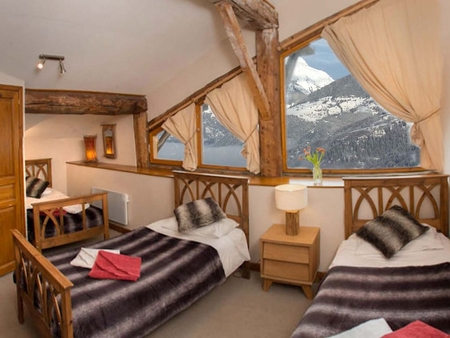 Beautiful 4 Bedroom Chalet with Hot Tub in Les Arcs, Paradiski - Summer and Winter Holidays