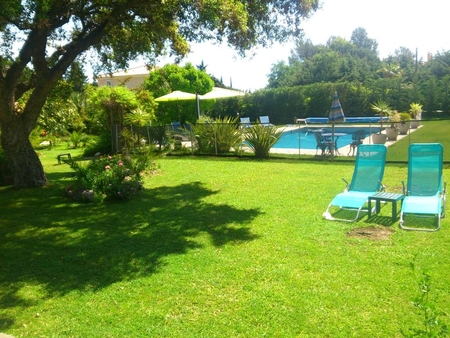 Saint Aygulf Villa With Annex, Heated Swimming Pool, Big Garden, Ideal For Families, France