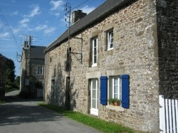 Beautiful 2 Bedroom Cottage in Vicomte sur Rance, France -  Gite Sainte Anne des Airette