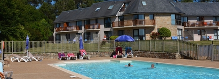 A Beautiful 2 Bedroom Appartment, Swimming Pool, Residence du Golf de l'Odet, Benodet, France