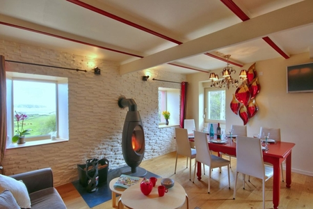 4 Bedroom Beautiful Detached House, Villa Kerhuel,Carantec France