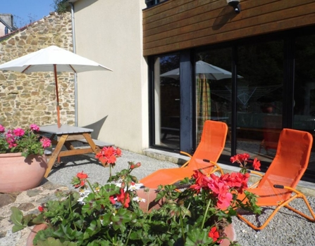Beautiful 3 Bedroom Gite in Telgruc-sur-Mer, Finisteres, France - Gite Ty Coz
