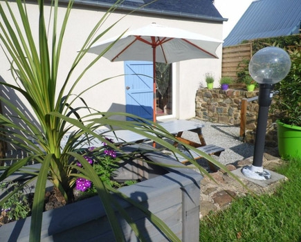 Lovely One Bedroom Gite in Telgruc-sur-Mer, Finistere, France - Gite Ty Ar Hezec