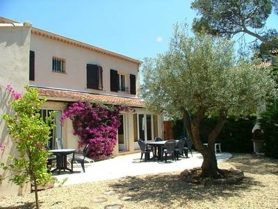 2 Bedroom Garden Apartment plus studio, Heated Pool in Saint-Raphael, France -  Villa Na Mara