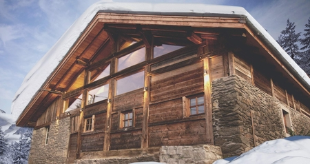 Stunning 6 Bedroom Chalet Rental in Megeve, France - Chalet La Ferme