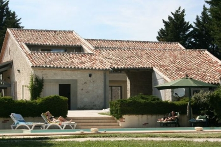 Beautiful Private Property Set in Landscaped Grounds, Saint-Maurin, France, Montargen - La Seoune