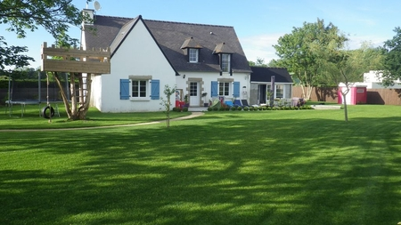 Perfect 4 Bedroom Family House, Near Beaches, Quiet, Lancieux, France