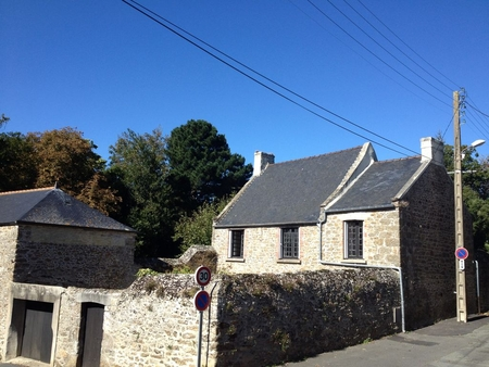 Charming 4 Bedroom House of the 17th century, Saint -Malo, France