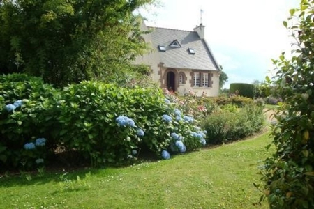 3 Bedroom Breton House Situated in a Park in the Countryside Near Paimpol, Kerfot,France