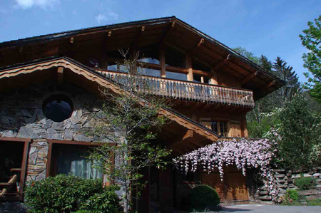 Superb High-End Chalet in the Valley of Abondance, la Chapelle d'Abondance, France,Pre Car