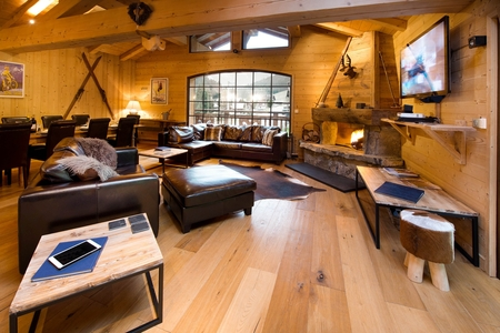 4 Bedroom Chalet in the Ski Resort of Morzine, France - Chalet La Grande