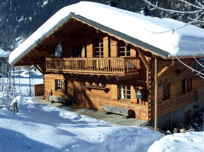 Traditional Chalet Situated In The Beautiful Abondance Valley of Chatel, France - CHALET GALLOIS