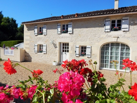 Stunning property with Pool, Games Room and Summer House in Migron, Cognac, France - Maison Cerisier