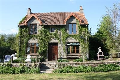 Holiday Farmhouse near Sourdeval, Manche, Normandy - Les Bas Brulays