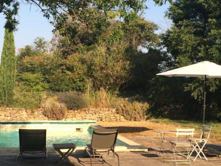 One bedroom Holiday Gite with Private Pool in Pertuis, Luberon - Gite St Sophie