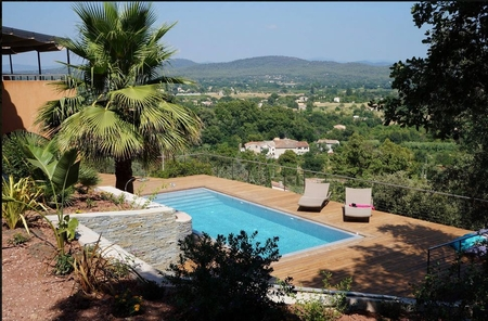 Beautiful 7 Bedroom Holiday Villa with Private Pool, Sollies Ville, Provence, France